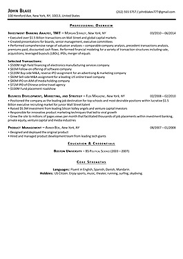 resume samples examples - Resumen Samples