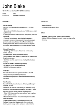 PDF Resume Format vs Word Resume [Which One Wins?]