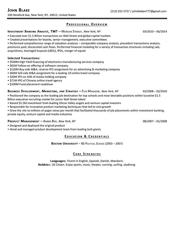 Resume Builder  Pro Resume Builder