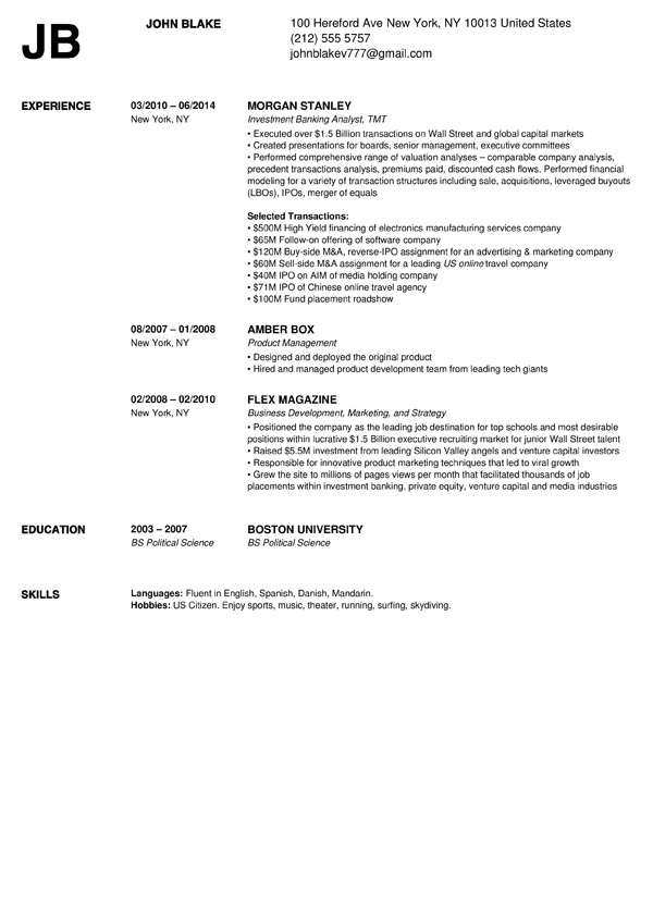Google Resume Builder Free  Resume Templates And Resume Builder