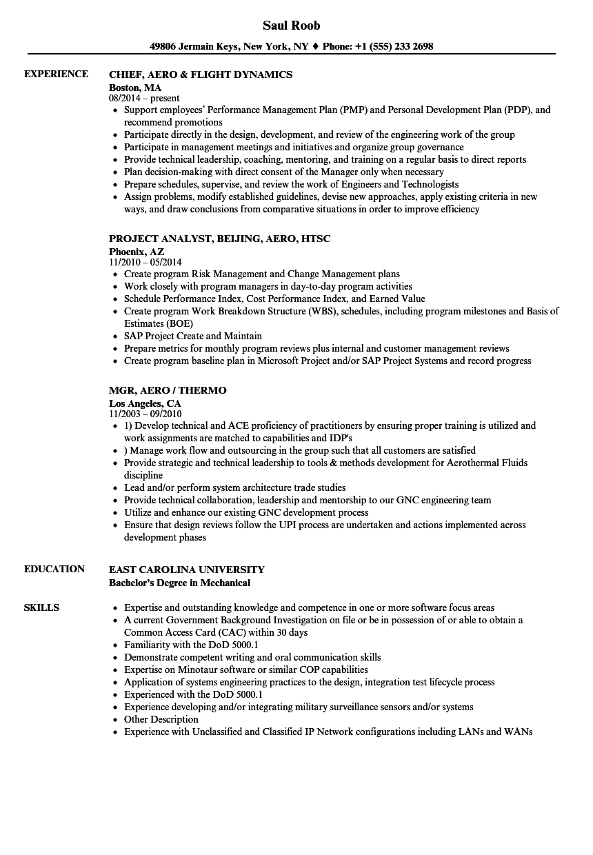 resume Adjacency Resume aero resume samples velvet jobs download sample as image file