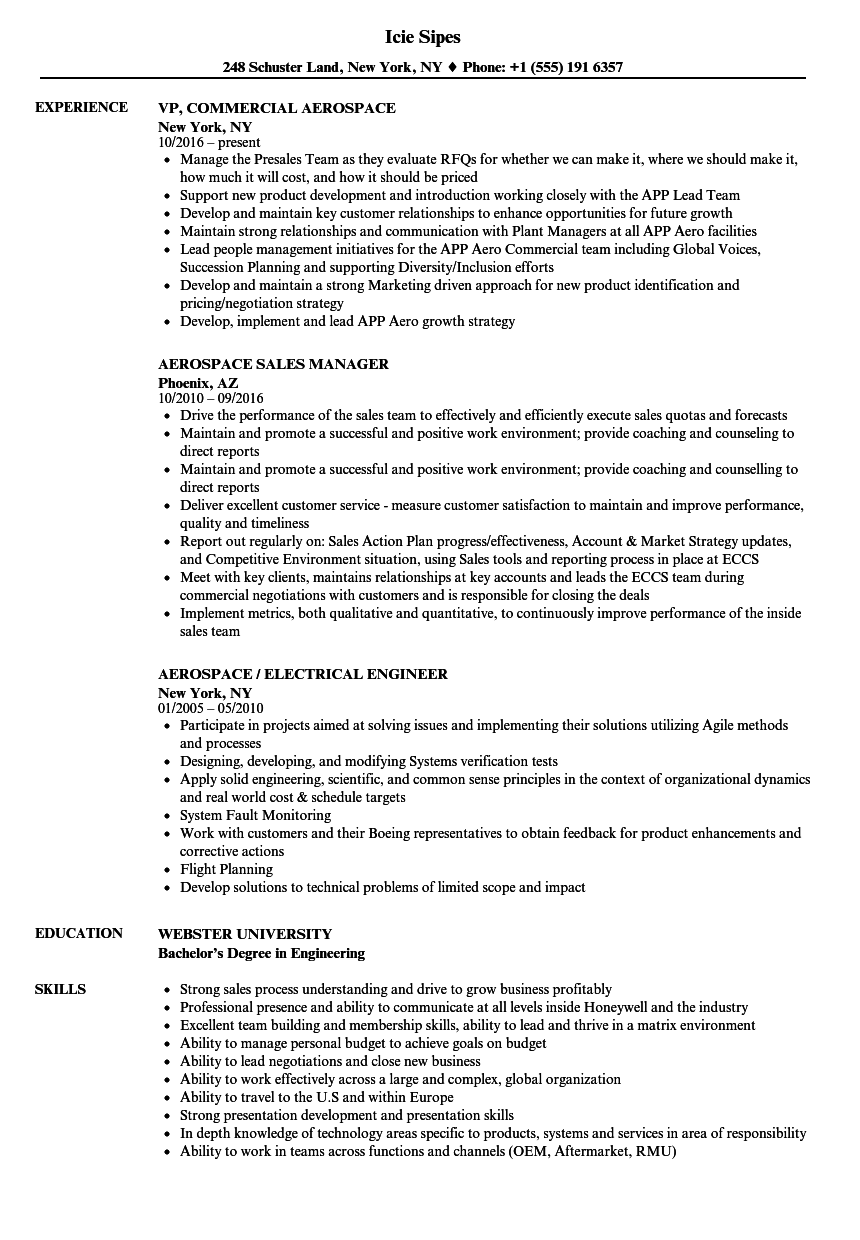 Aerospace resume samples velvet jobs download aerospace resume sample as image file malvernweather Image collections