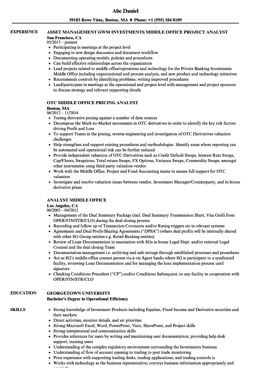 finance cover letter experienced Check out kimberly's cover letter examples to see and learn from some of her key transferable skills/experience cover letter finance & operations.