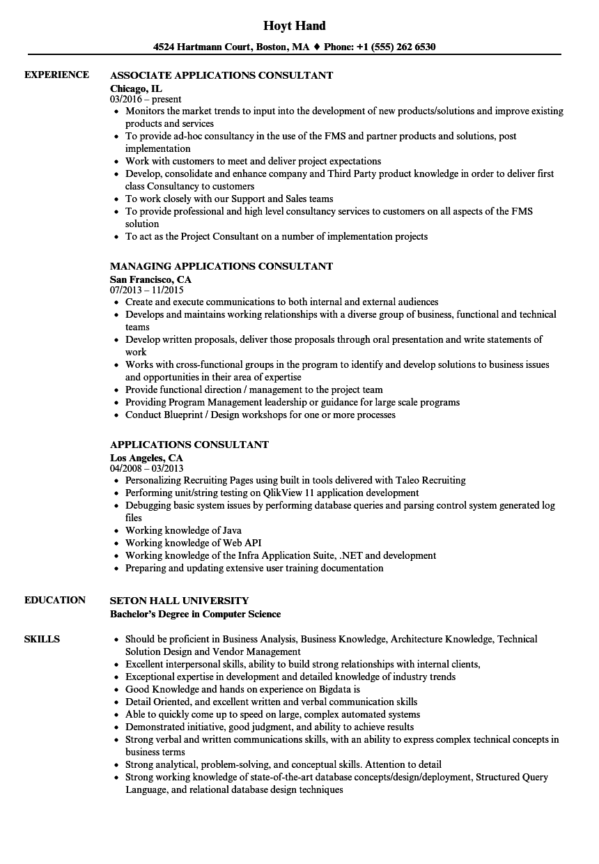 Velvet Jobs  Resume Application