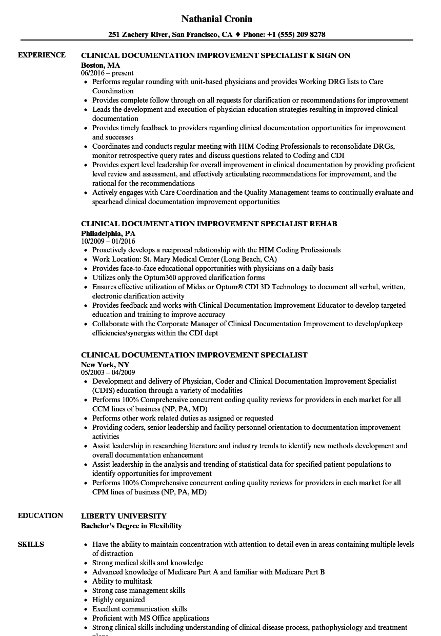 Best Resume Font Type And Size