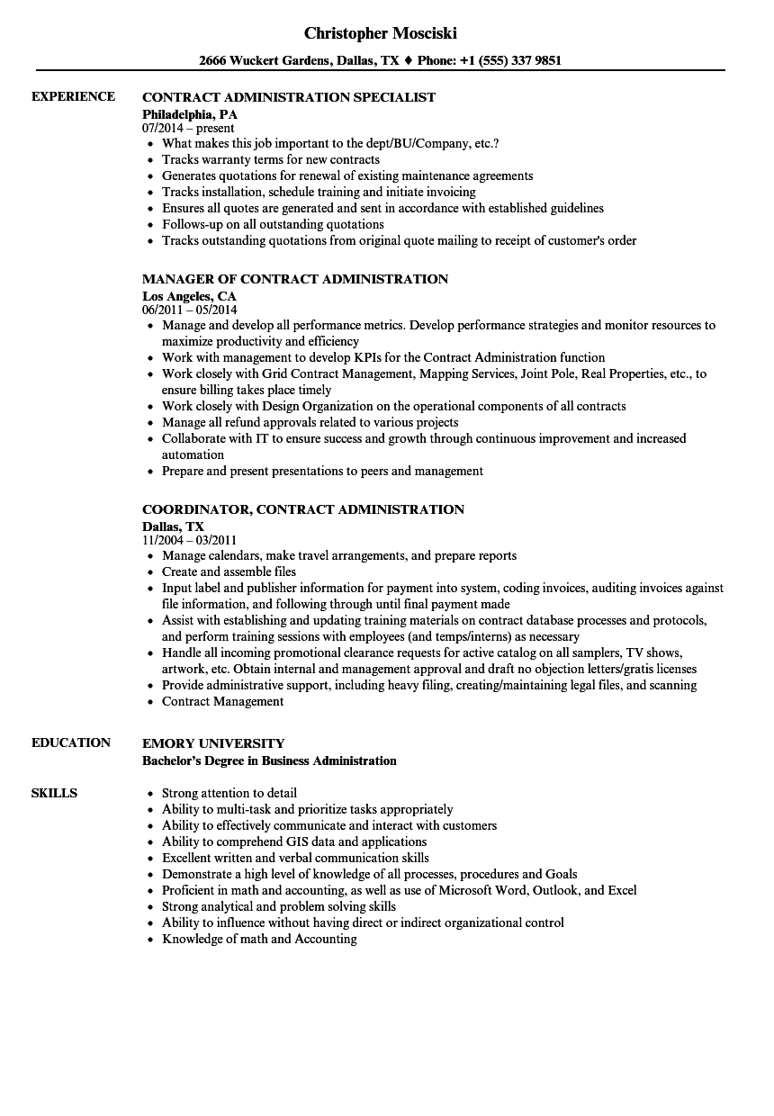 Velvet Jobs  Business Administration Resume