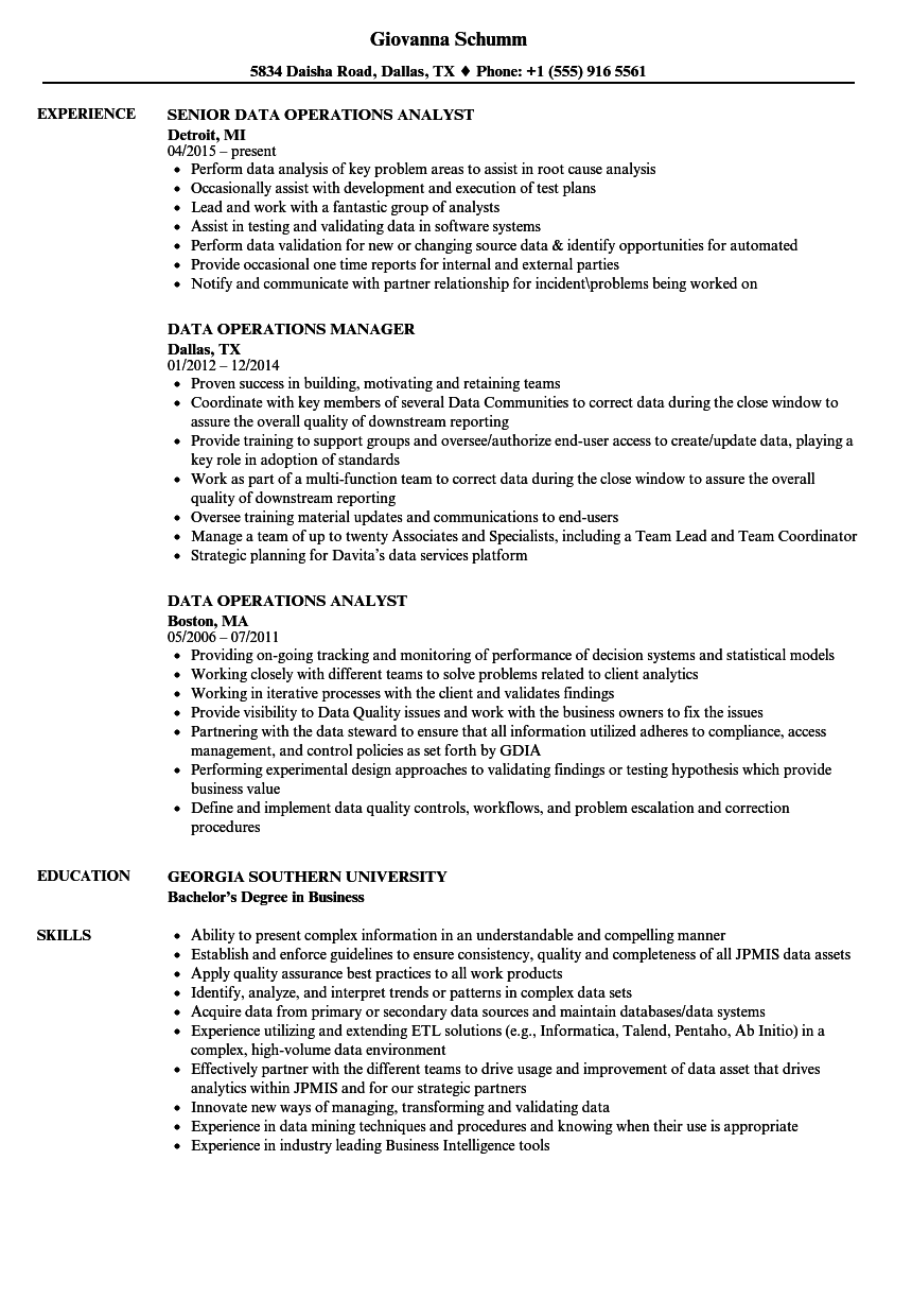 reference resume samples