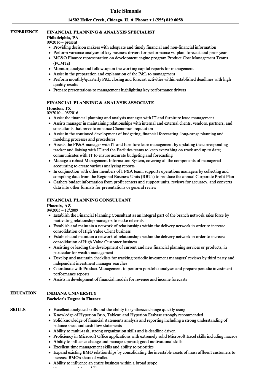 fiscal manager sample resume billing and coding resume - Sample Resume Financial Advisor