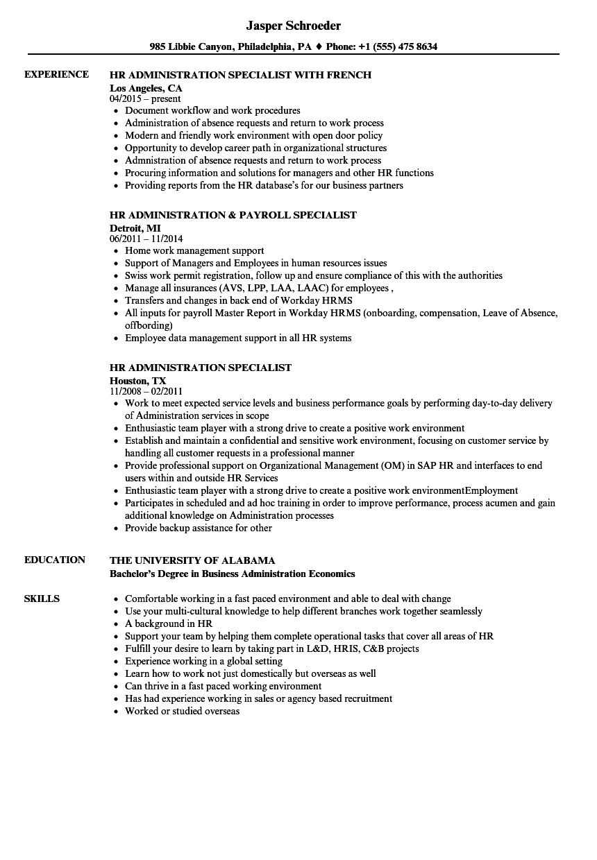 open door policy document. Download HR Administration Resume Sample As Image File Open Door Policy Document