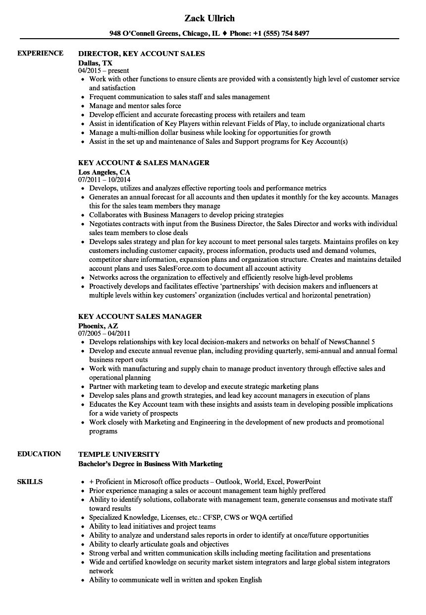 100 sales resume resume the best free resume templates