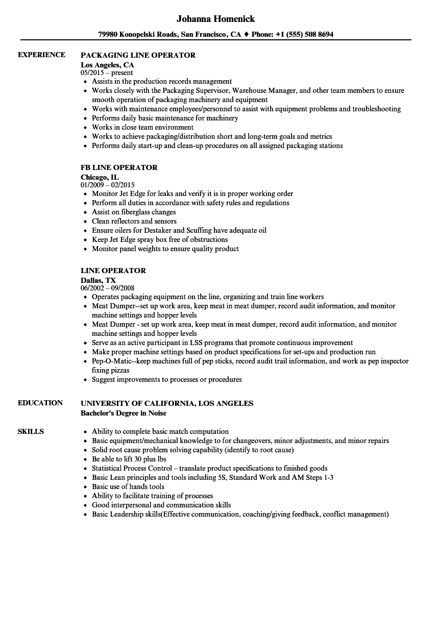 Image Result For Technician Resume