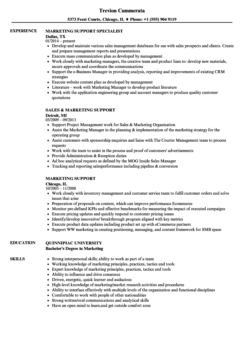 it technical support cv sample cover letter medical lab