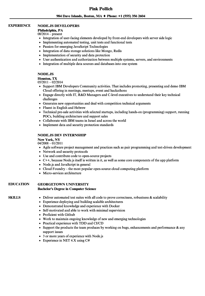 Download Node Js Resume Sample As Image File. resume example of phoebe willoughby. retail experience analyst resume sample at warby parker. free sample resume templates sample resume examples samples free sample resume resume resume download. sports resume examples sports resume examples. best solutions of basic resume format examples wonderful basic
