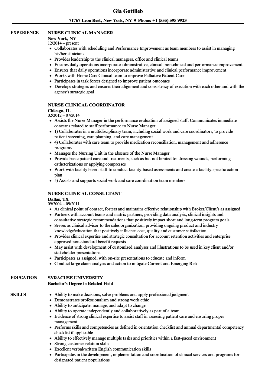 Assemble Sample Resume