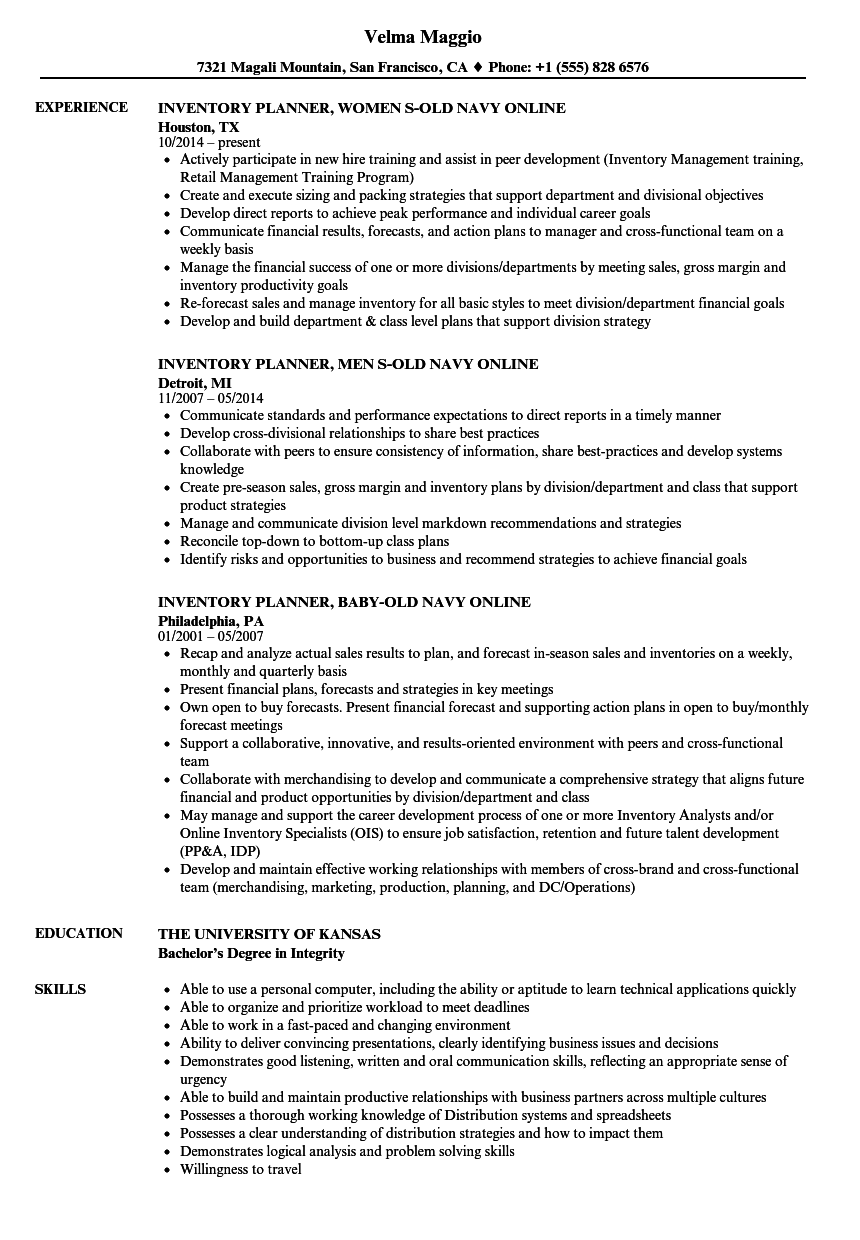 old navy resume samples velvet jobs