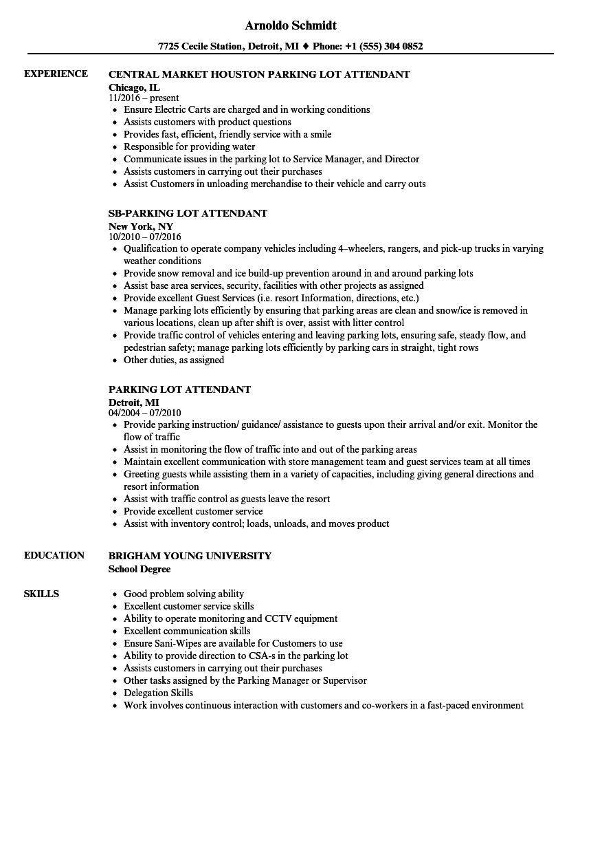 Lots Of Jobs On Resume