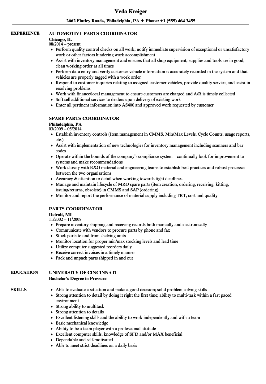 resume by phone