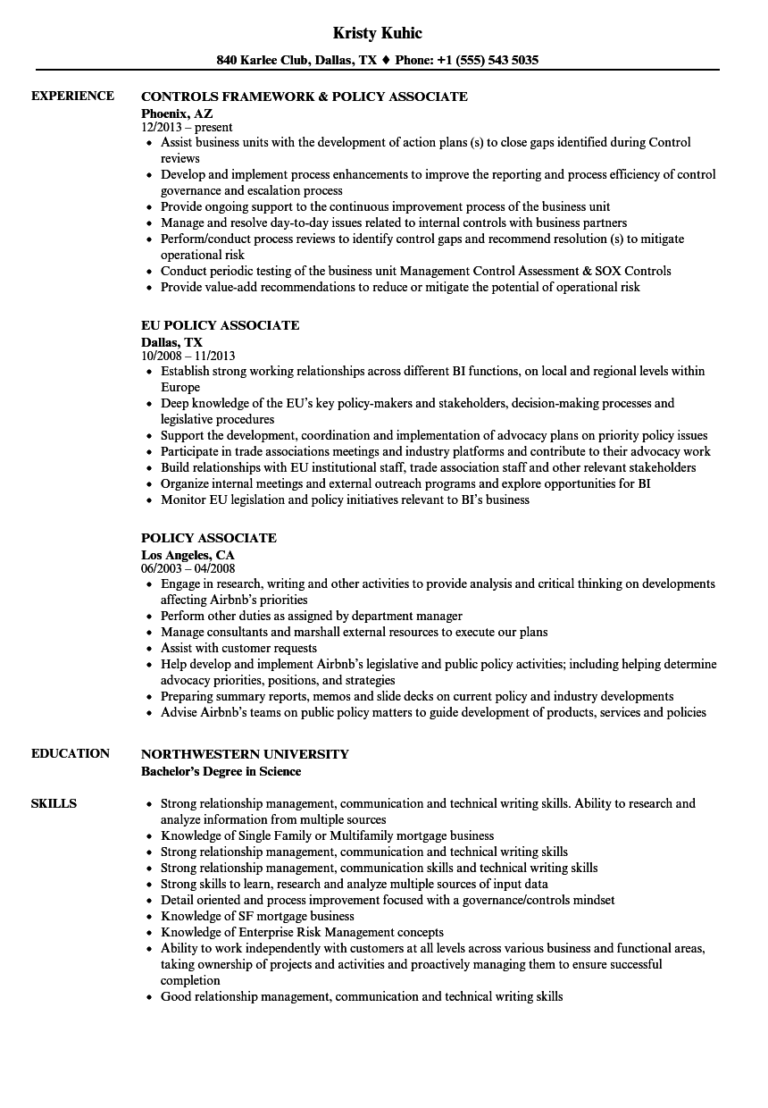 Download Policy Associate Resume Sample As Image File Health Policy Analyst  Sample Resume   Health Policy  Policy Analyst Resume