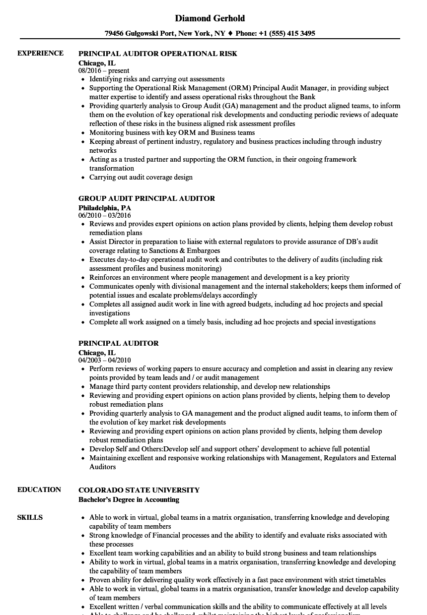 night auditor resume assistant project manager sample resume