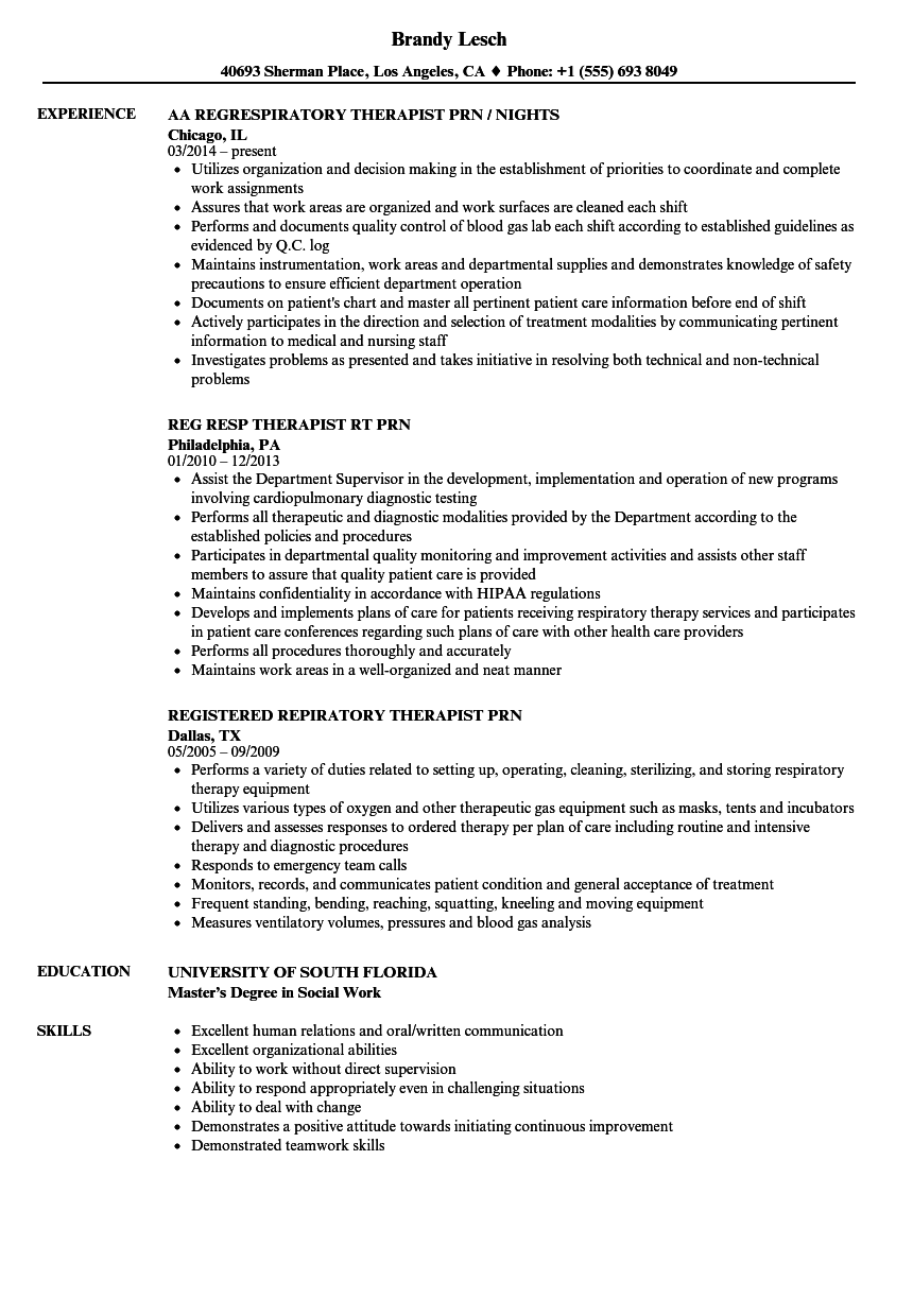 prntherapist resume samples velvet jobs