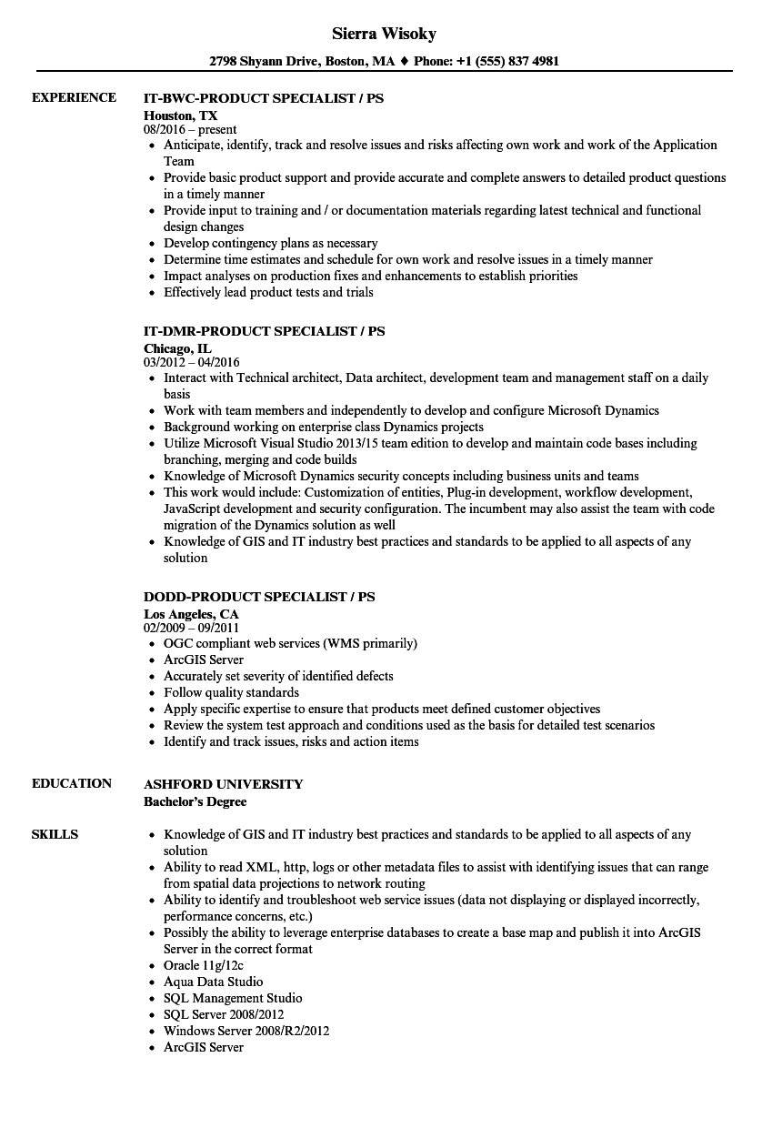 marketing specialist resume sle top 8 sourcing
