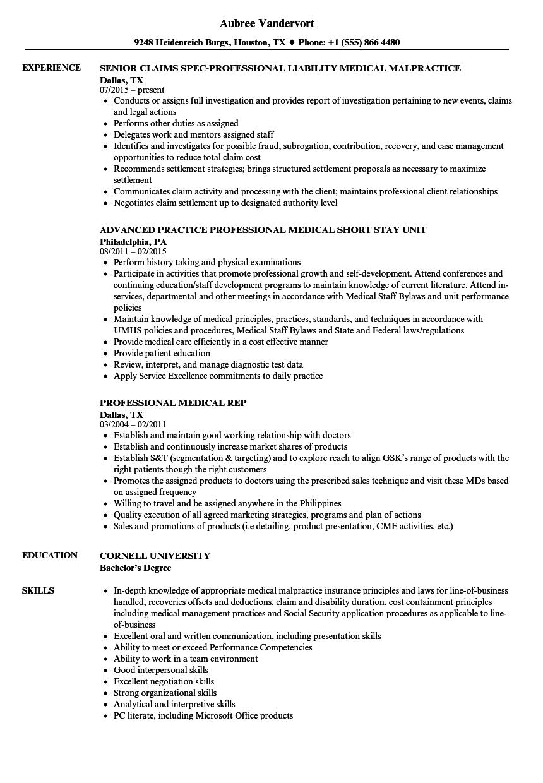 medical assistant resume medical assistant resume sample generic ...
