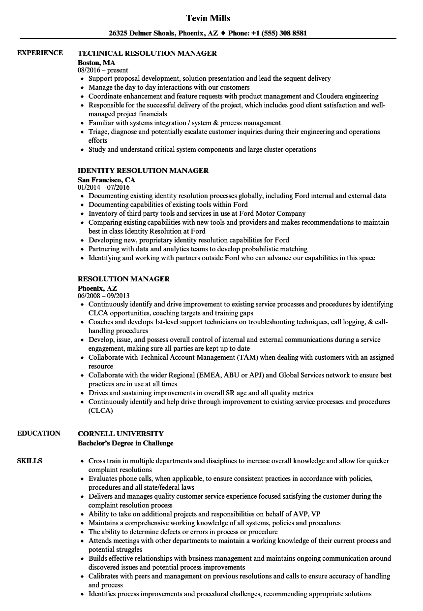 Latest Resume Trends Resume Template For Recent College Graduate
