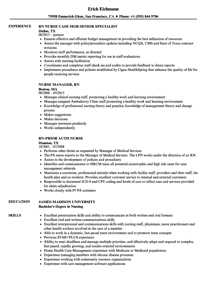 rn nurse resume samples velvet jobs
