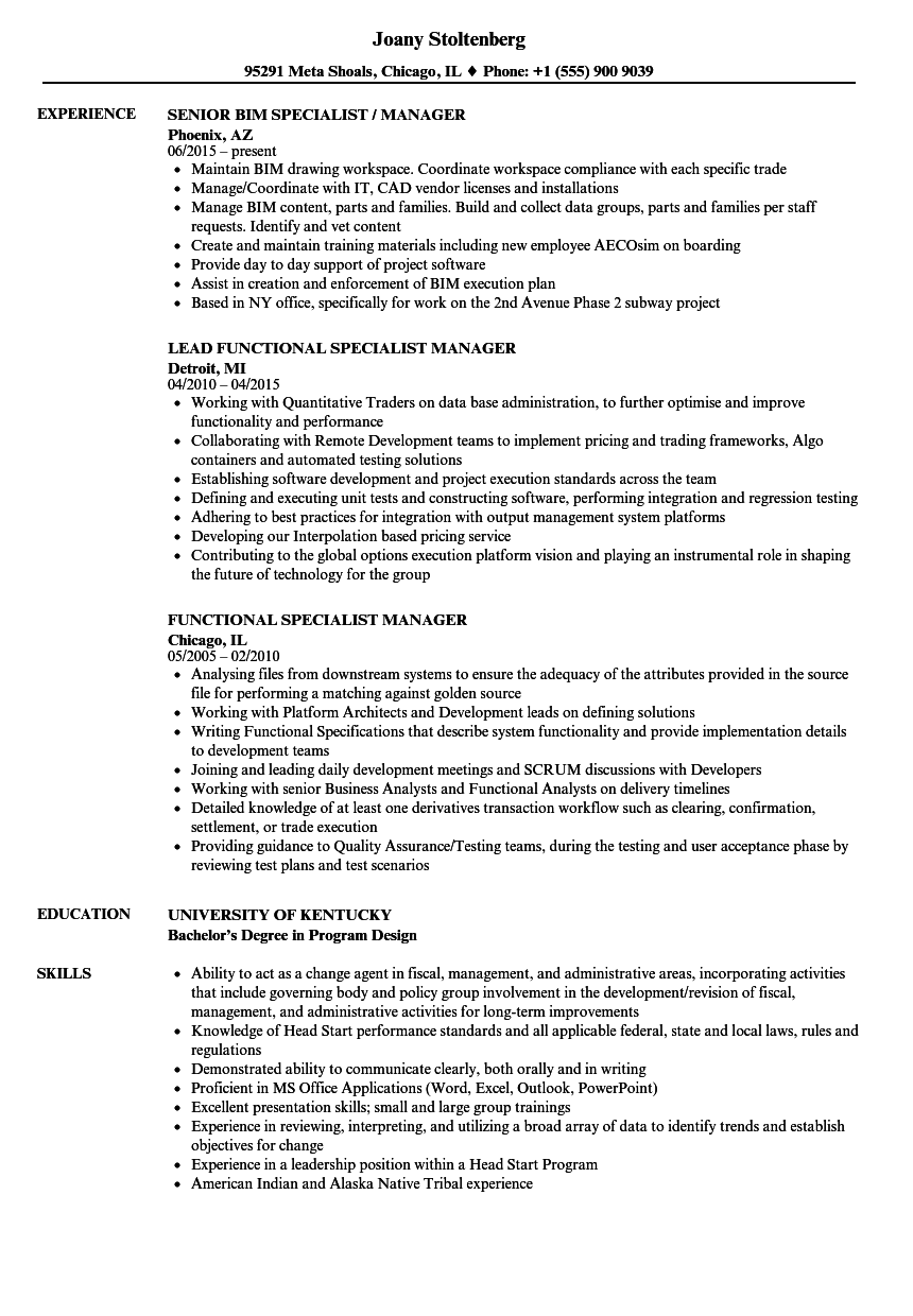 Best Resume Specialist Nyc Ideas Professional Resume Example