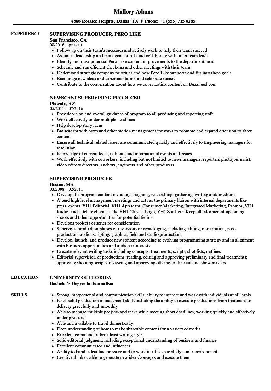 College Central Network Resume Builder