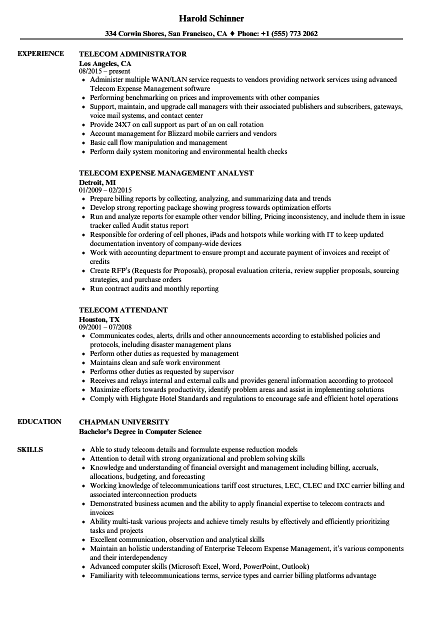 resume Tower Climber Resumes telecom resume samples velvet jobs download sample as image file