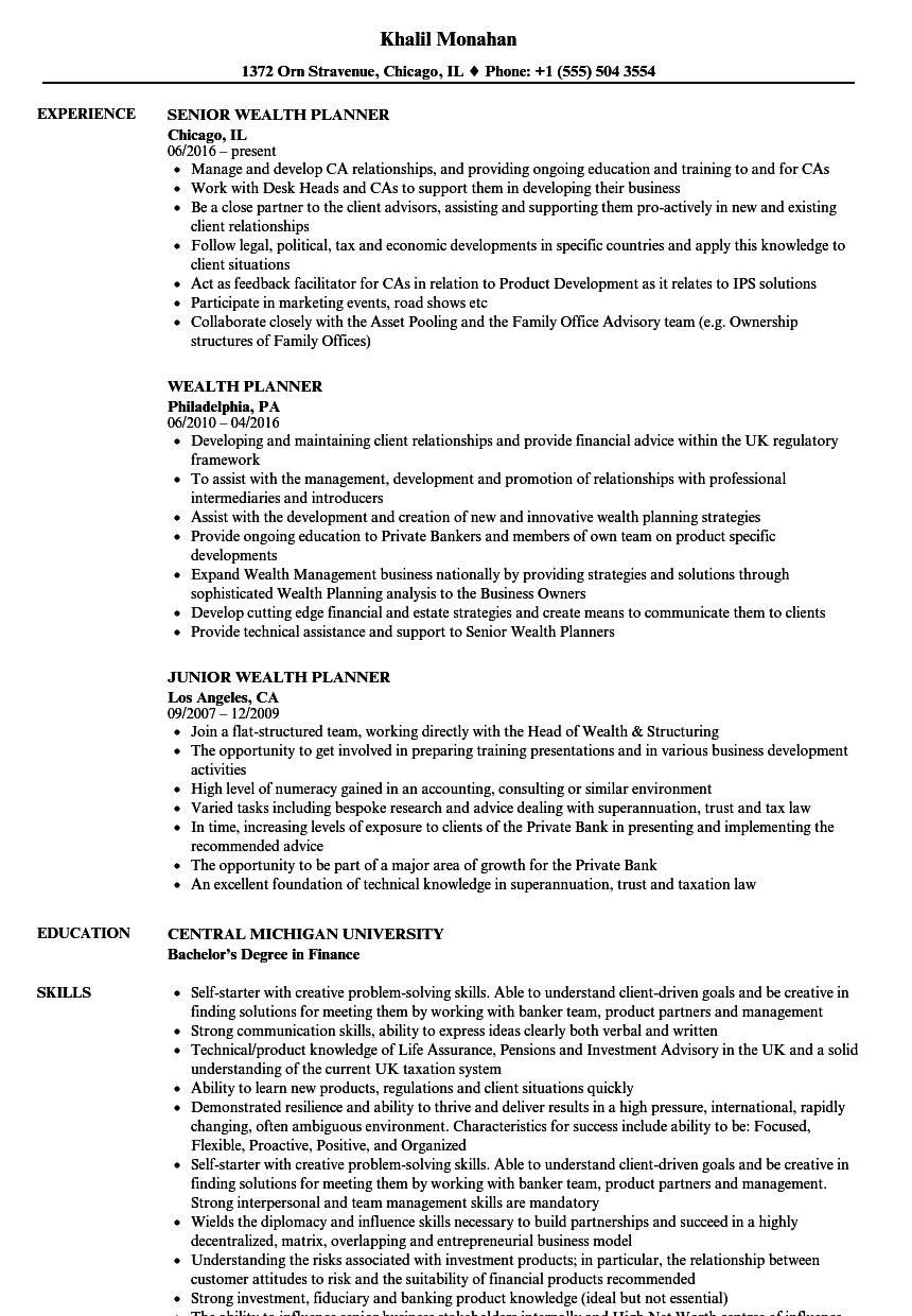 100 Student Affairs Resume Samples Cover Letter Event Planner  Sample Cover Letter And Resume